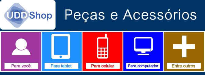 UDDShop, peças e acessórios para celular e tablet